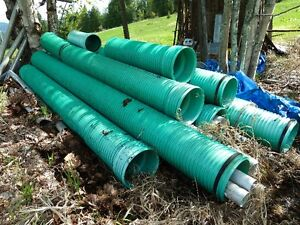 IPEX RIBBED PVC PIPE