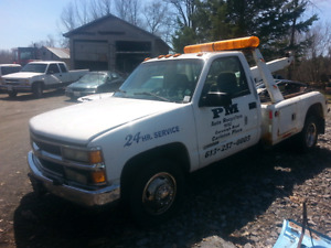 98 chevy tow truck