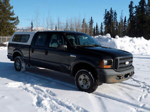 2006 Ford F250 Super Duty Crew Cab 4x4 171k w/ safety inspection