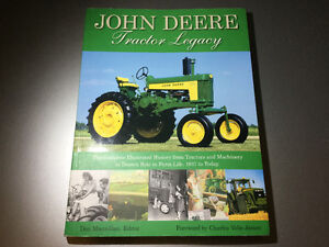 John Deere Tractor Legacy History Machinery Implements Farm Life