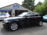 2006 06 BMW 1 SERIES 2.0 118D SE 5 DOOR SIX SPEED DIESEL SERVICE HISTORY DIESEL