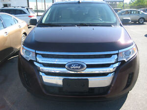 2011 Ford Edge SE SedanCAR PROOF VERIFIED SAFETY AND E TEST INLD