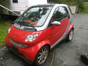 2006 Smart Fortwo Passion CDI diesel