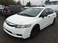 2009 Honda Civic DX Berline AUTOMATIQUE A/C GAR1 AN FINANCEMENT