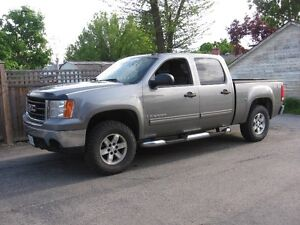 New truck arrieving June 5 th, 2008 GMC Sierra 1500 4x4 June 5