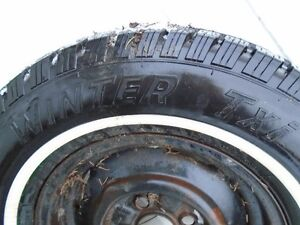 """EXTREME"" WINTER TIRE ON RIM (14 INCH) Prince George British Columbia image 2"