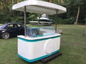 Ice Cream kiosk  Great summer business Dippin Dots - Trade? London Ontario image 1