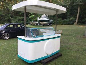 Ice Cream kiosk  Great summer business Dippin Dots London Ontario image 1