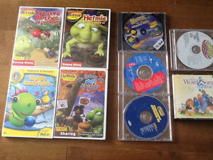 Hermie DVDs and Some CDs