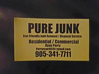 Pure Junk (Junk Removal Service)
