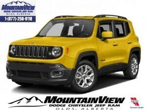 2017 Jeep Renegade Altitude  -  Power Windows