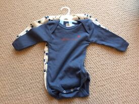 New baby grows 3 months