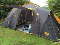 4 berth Tent