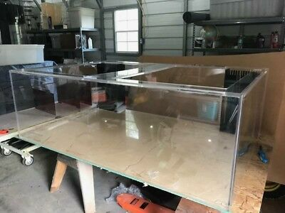 Acrylic Creations Aquariums **Ready to Ship**