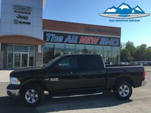2014 Ram 1500 ST  LOCAL TRADE, 4WD, BEDLINER, RUNNINGBOARDS