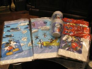 NEW Mickey Mouse Pilot Party/Birthday Supplies