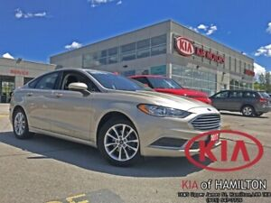 2017 Ford Fusion SE   One Owner   Runs and looks new!