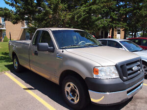 2008 Ford F-150 XL Longbox.
