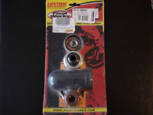Yamaha FULL rear shock rebuild kit NEW in packaging with receipt