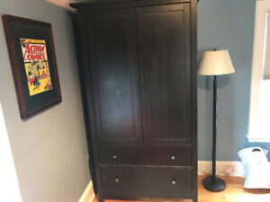 IKEA Hemnes wardrobe with 2 drawers