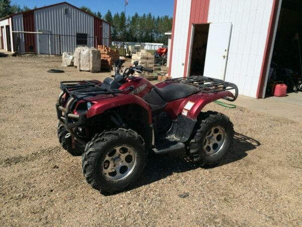 Used 2006 Yamaha grizzly