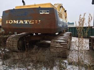 1990 Komatsu PC400LC-5 Edmonton Edmonton Area image 7