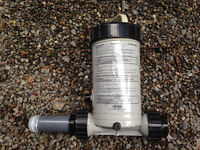 Olympic automatic chlorinator for pool