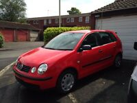 VW POLO S 1.4l petrol hatchback