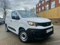 2019 Peugeot Partner 1.5 BlueHDi 1000 Grip Standard Panel Van SWB EU6 5dr Panel