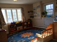 Lisensed daycare in Clayton Park ( Subsidy spots available)