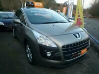 2012 Peugeot 3008 CROSSOVER 1.6 HDi 112 Active II Estate Diesel Manual
