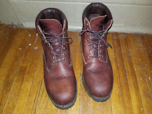 Timberland premium leather boots sz. 13 mens