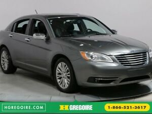 2012 Chrysler 200 LIMITED TOIT CUIR BLUETOOTH MAGS
