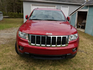 Jeep Grand Cherokee LAR 2011