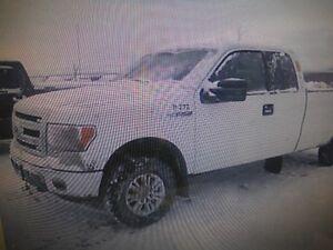 2014 F150 XLT 5.0 L 4x4- Parts truck