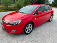 2012 Vauxhall Astra 1.4T 16V SRi [140] 5dr HATCHBACK Petrol Manual