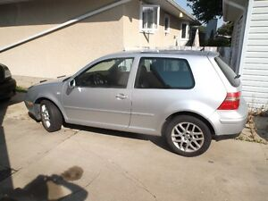 2003 Volkswagen GTI Hatchback 1.8 TURBO