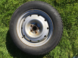 Winter Tires on Rims - For Sale