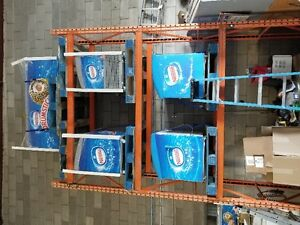 'SMART' Heavy Duty Racking System - Expensive to buy new!