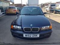 2000 BMW 3 SERIES 323i SE 4dr Auto
