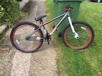 X files mesh bike brilliant condition