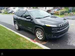 2014 Jeep Cherokee 6 cylindres Camionnette