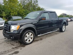 2010 Ford F-150 FX4 4X4 *** SUNROOF, Leather, Heated Seats ***