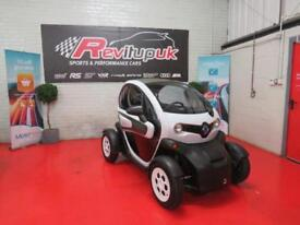 2012/12 RENAULT TWIZZY 13EA CARGO - FULLY ELECTRIC