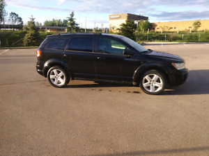 2009 dodge journey sxt awd with snow tires