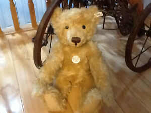 Steiff Teddy Boy 1905 Kitchener / Waterloo Kitchener Area image 1