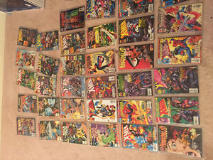 Vintage comic books for sale