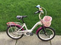 18 Inch Kate Bicycle (6-8yrs)