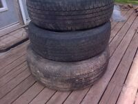 used highway cruing tires