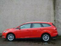 2016 Ford Focus 1.0 EcoBoost Zetec 5dr ESTATE Petrol Manual